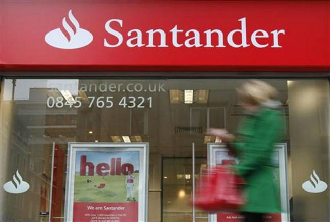 Exclusive: Santander to list unit in New York, Mexico Sept 25 - source