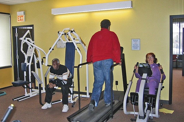 Very Elderly and Frail Can Benefit From Exercise