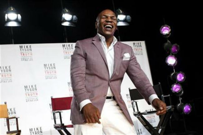 Former boxing champ Mike Tyson to take one-man show on the road