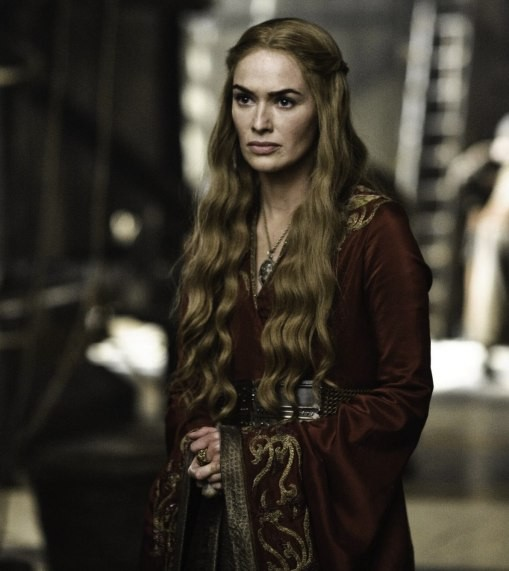 Lena Headey as Cersei Lannister of HBO's