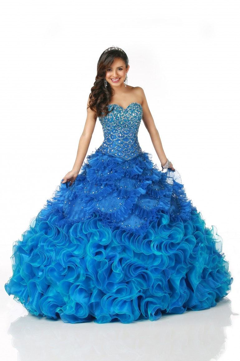 Disney Quinceañera Dresses: Disney Launches Line Based On Its Most ...