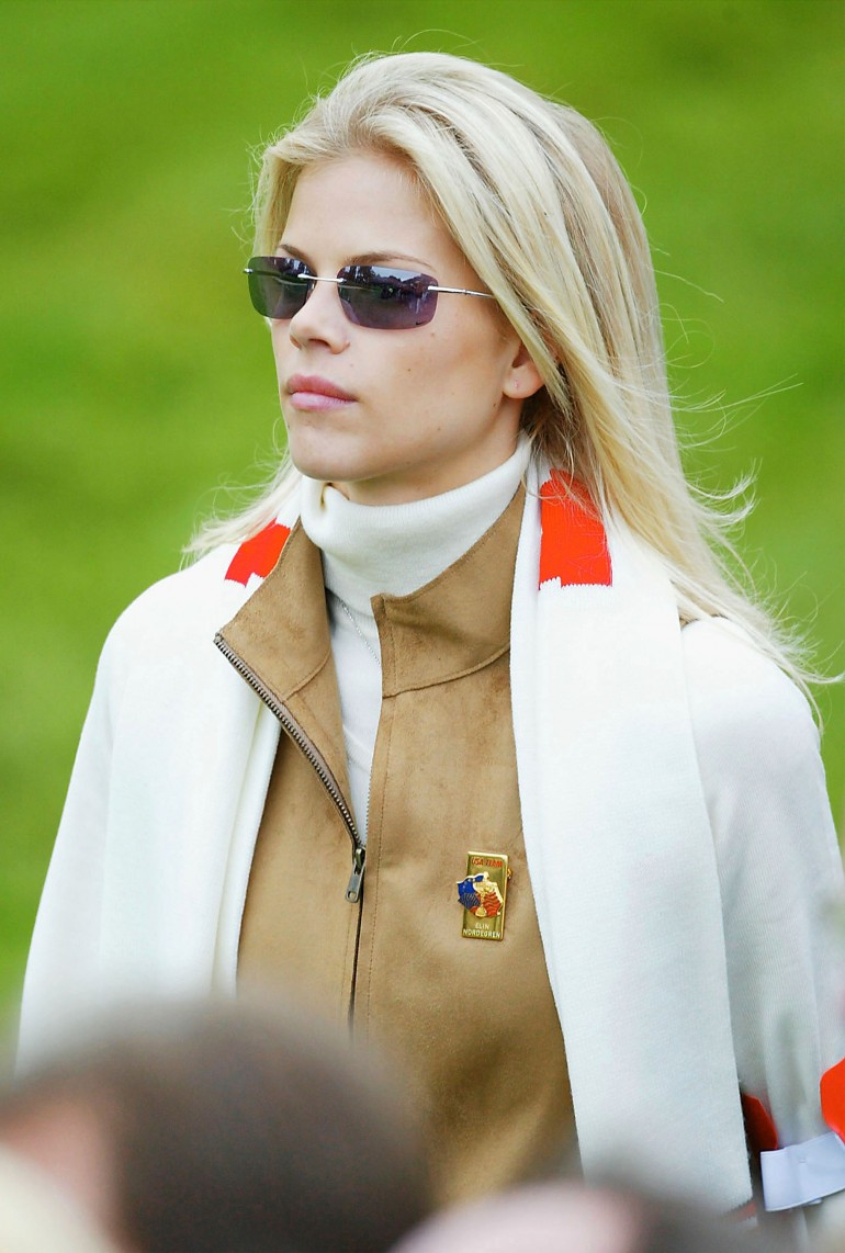 elin nordegren  u2018hates u2019 lindsey vonn and is angry at tiger woods  video