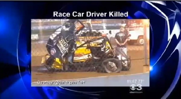 Sprint Race Car Driver Killed