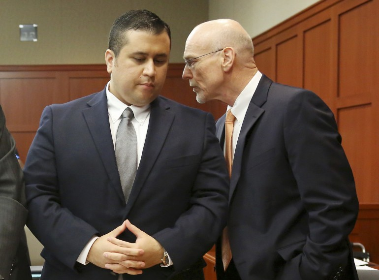 George Zimmerman case raises eyebrows regarding the Stand Your Ground law.