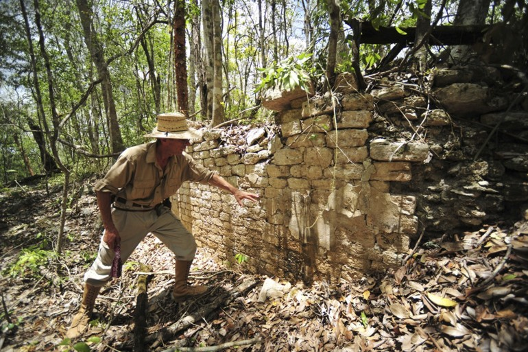 Mayan Cities Discovered In Mexico: Two New Ancient ...