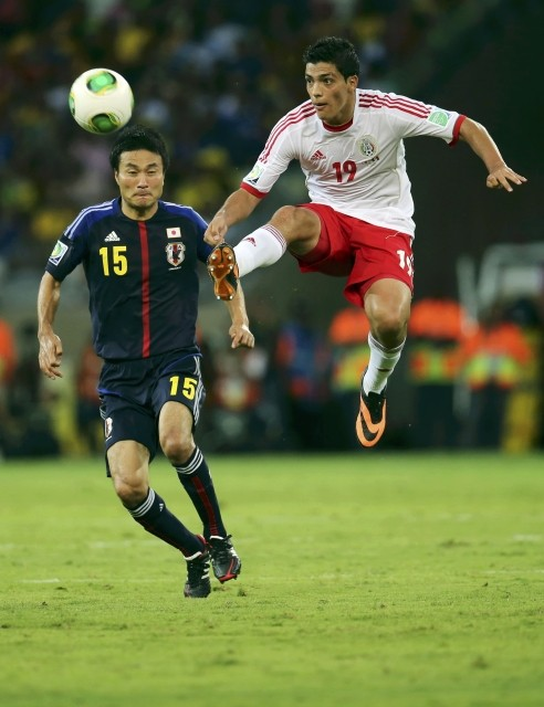 Mexico Vs Japan 2-1 Confederations Cup