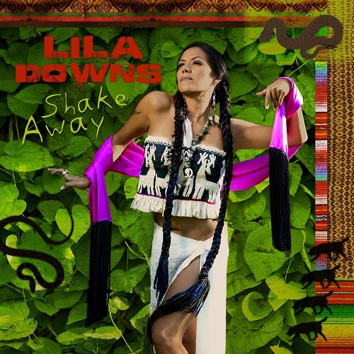 "12. Lila Downs ""Shake Away"""
