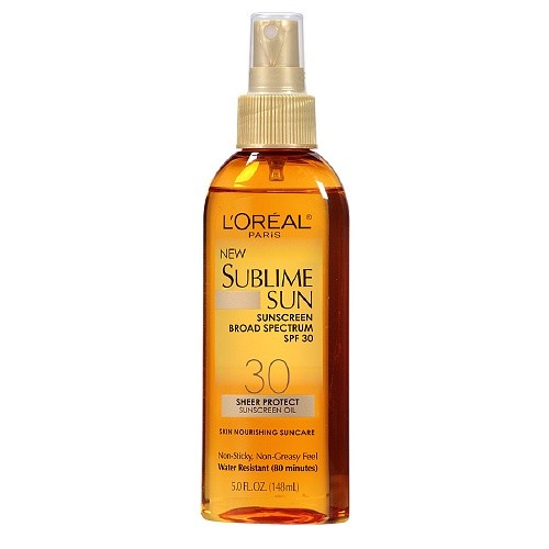 L'Oreal will be donating $1 for each bottle sold from their Sublime Sun SPF Collection to the Melanoma Research Alliance (MRA).