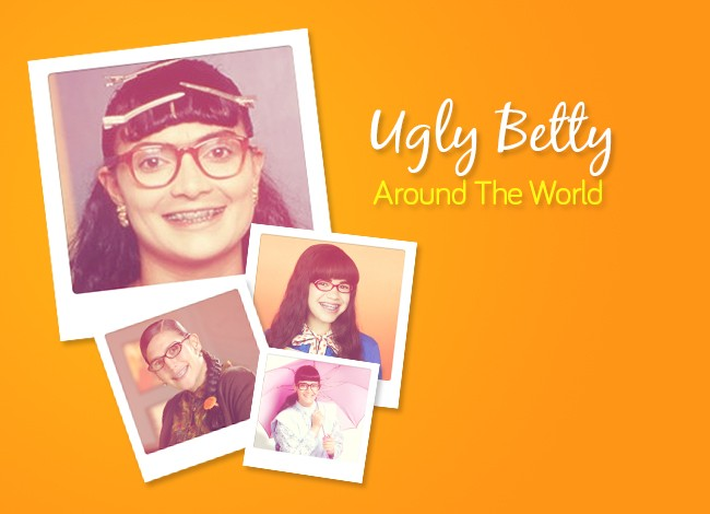 Ugly Betty Around The World