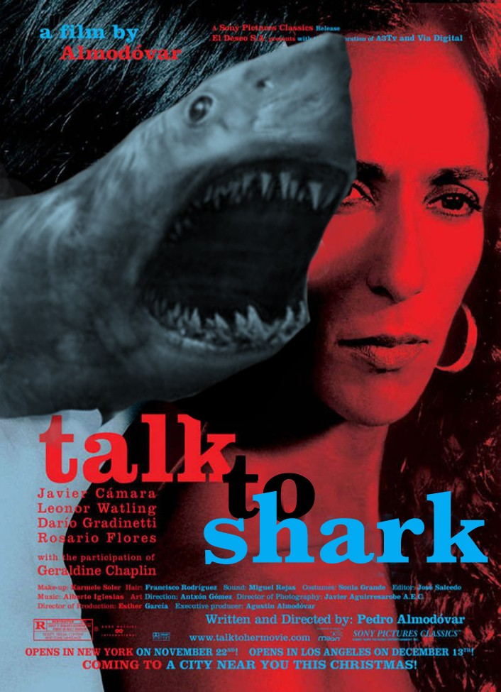 Talk To Shark
