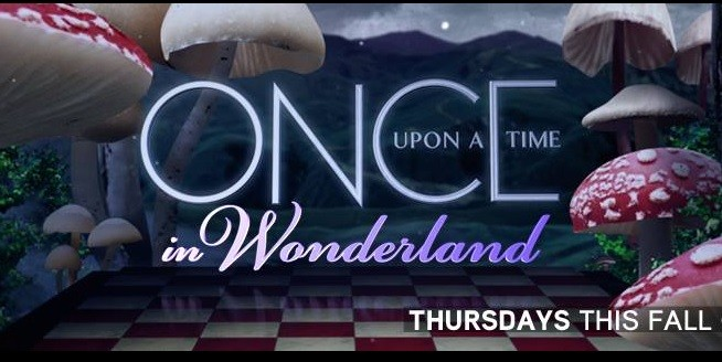 Once Upon A Time In Wonderland'