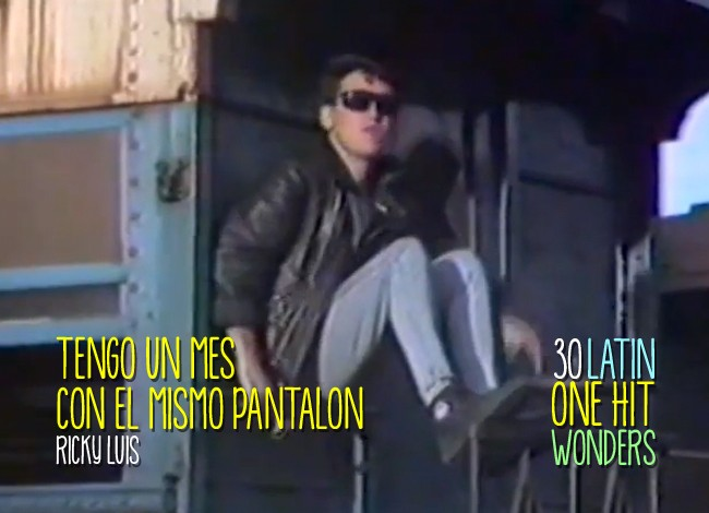 Top 30 latin one hit wonders that will make you feel for Mesa que mas aplauda letra