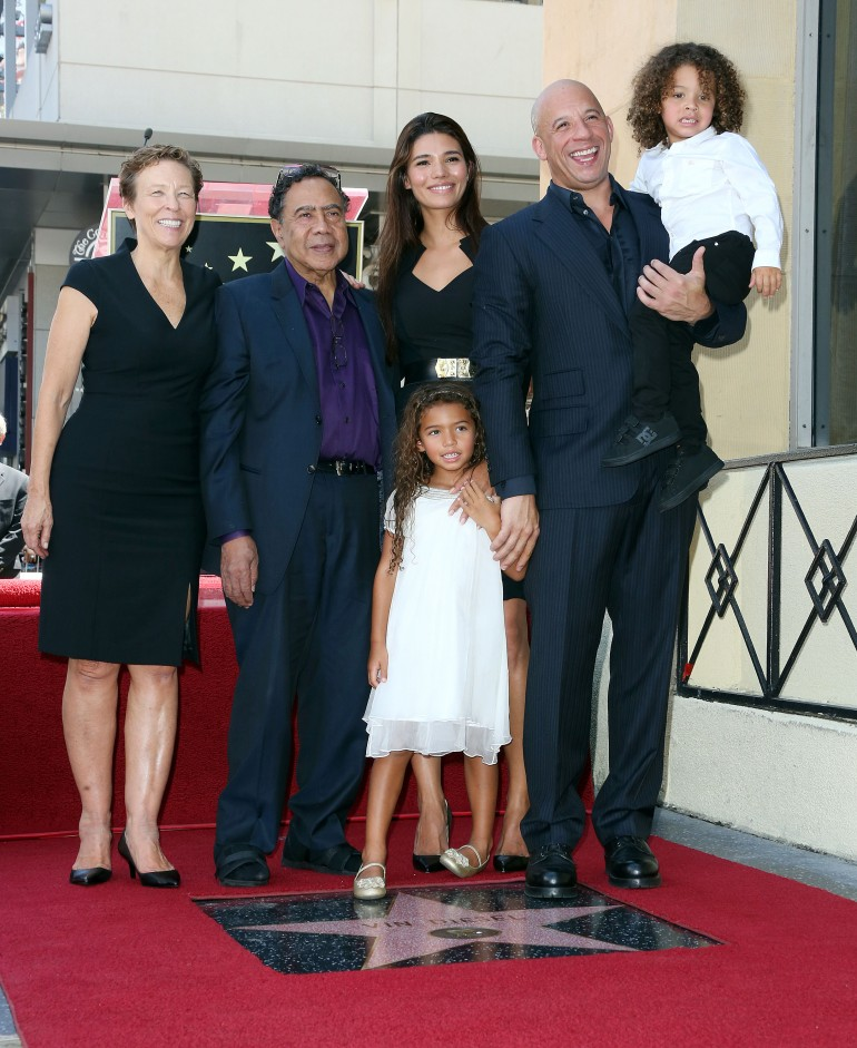Vin Diesel Receive Star At Hollywood Walk of Fame