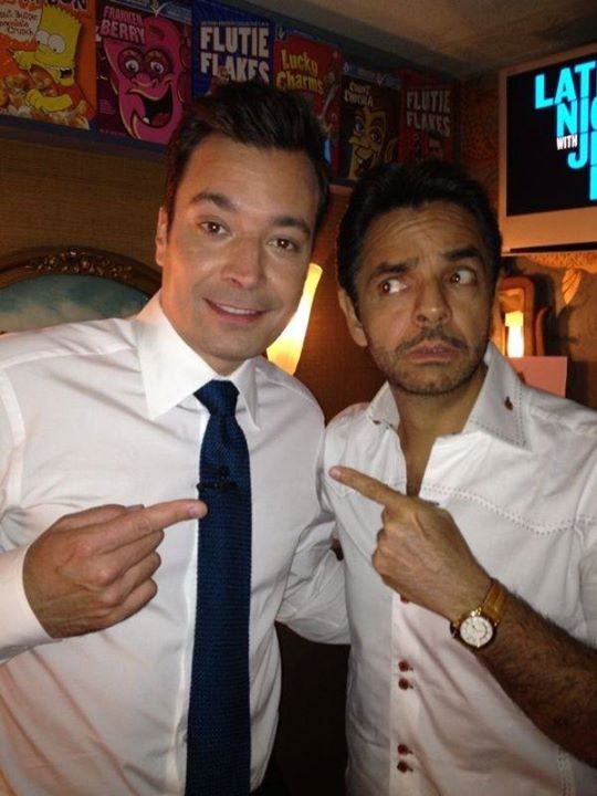 Watch Eugenio Derbez Talk His Hit Movie Instructions Not Included