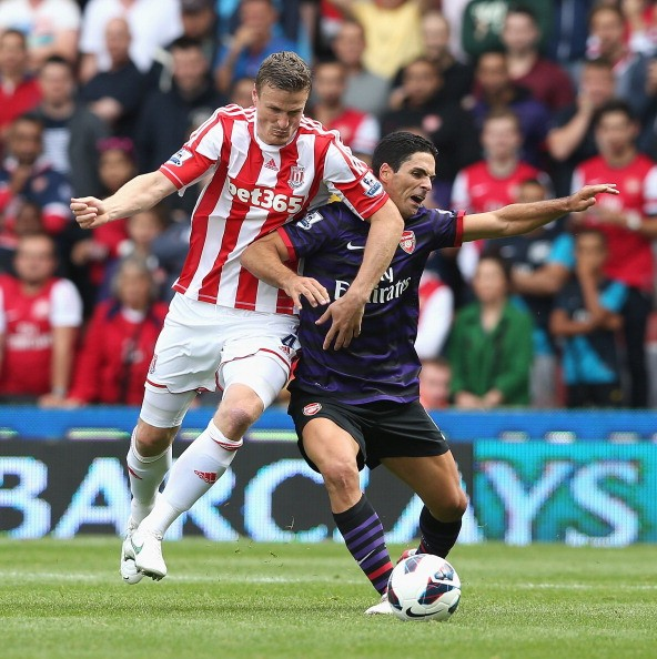 Arsenal Vs. Stoke City Live Stream: When And Where To