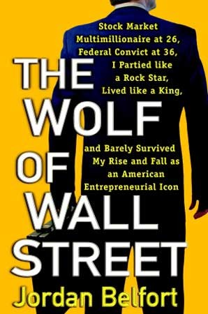 """""""The Wolf Of Wall Street"""""""