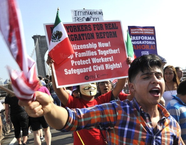 Immigration Reform rallies were held all over the country