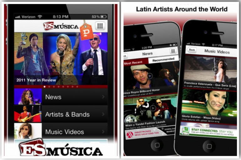 Top 12 Latin Apps For Android And iOS Devices!