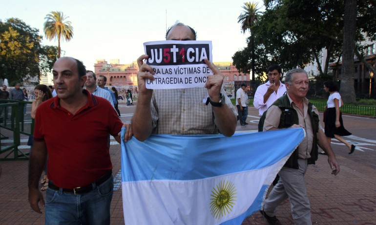 Argentina's Deadly Train Crashes