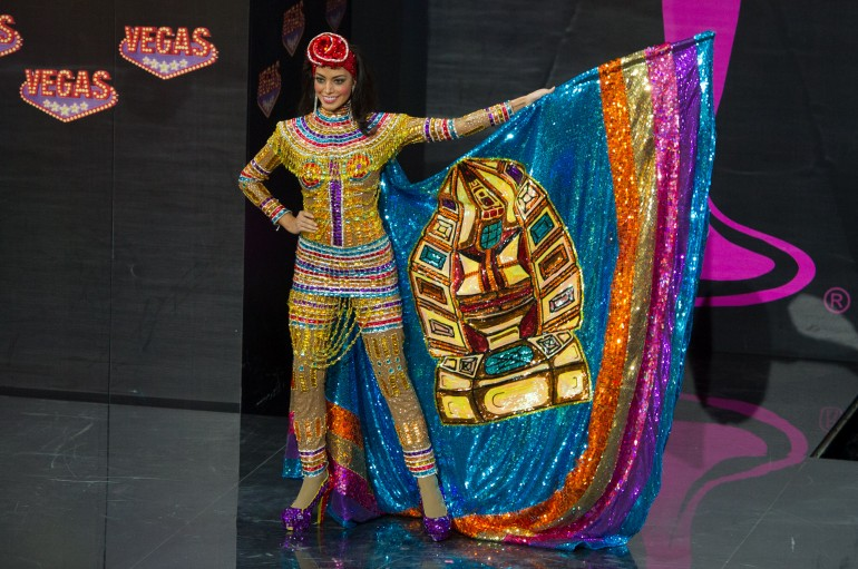 Miss Universe 2013 National Costumes: Bolivia