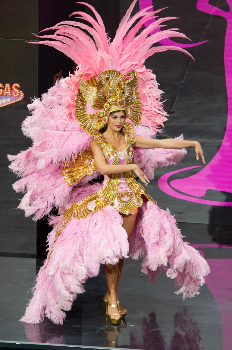 Miss Universe 2013 National Costumes See The 19 Hispanic