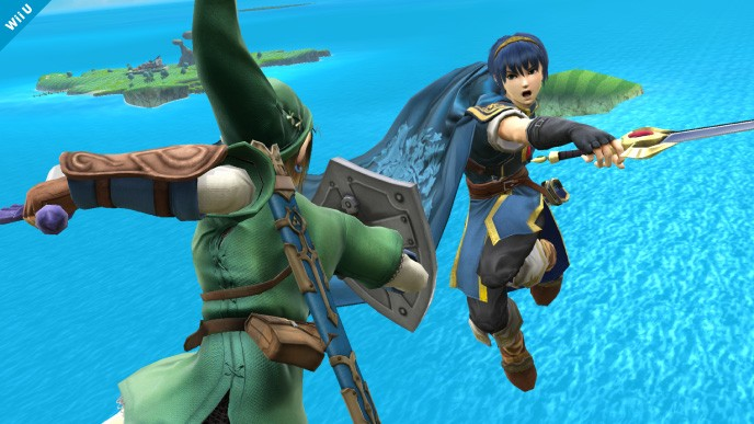 Super Smash Bros  4' Release Date News: Marth Confirmed As Playable