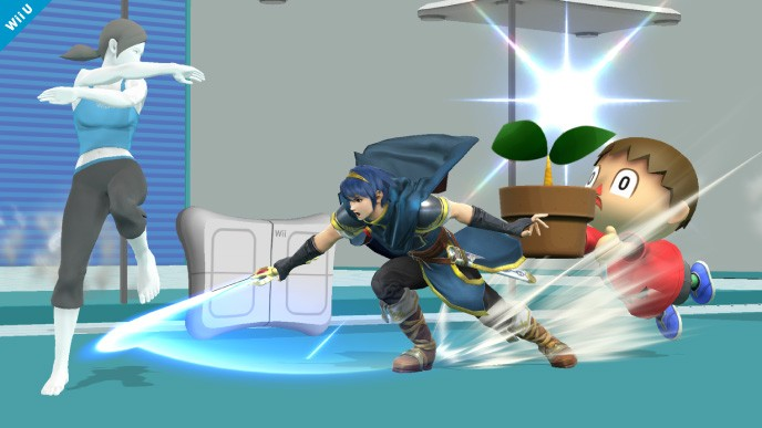 Super Smash Bros  4' Release Date News: Marth Confirmed As