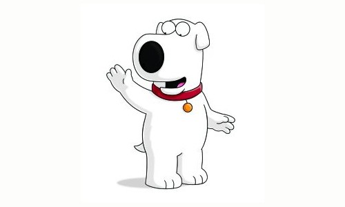 Brian Griffin Says Goodbye