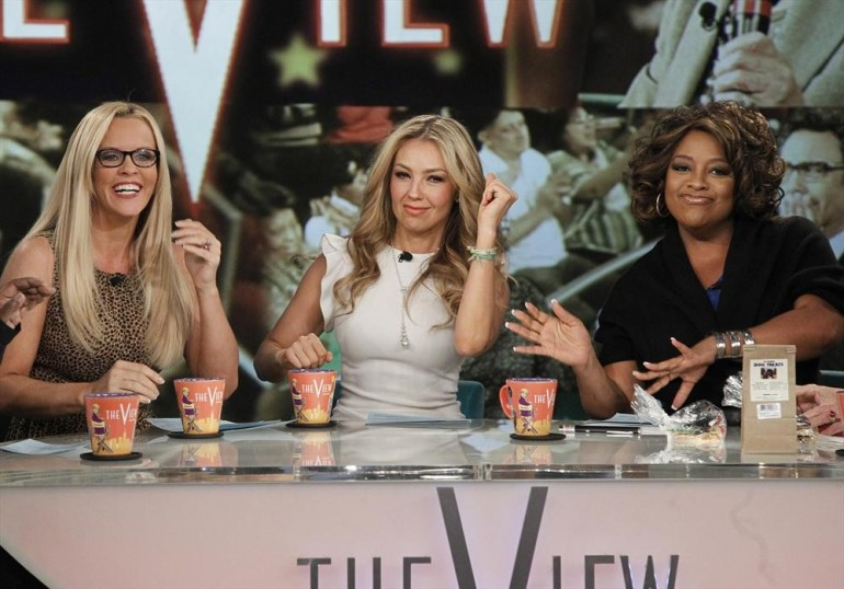 Thalía On The View