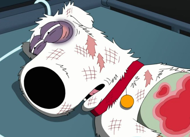 Is Brian Griffin Really Dead?