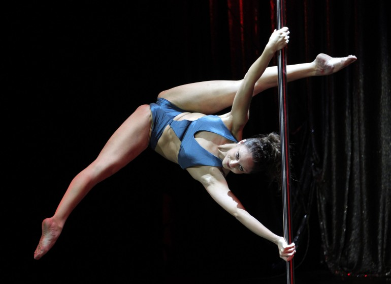 Miss Pole Dance South America