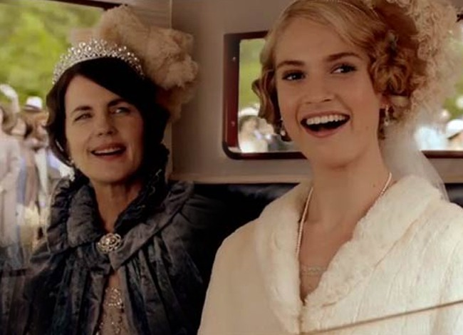 Downton Abbey' Christmas Special Trailer: Watch New Teaser With ...