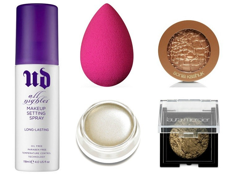5 Must-have beauty products for the holiday season.