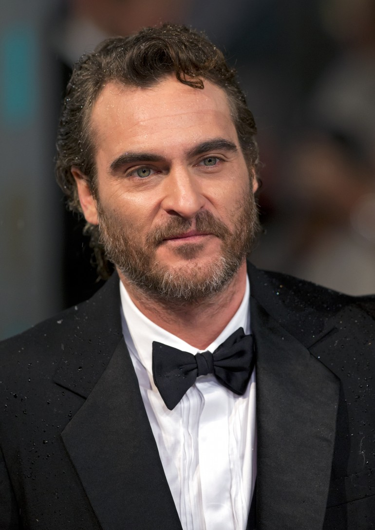 Best Actor In A Lead Role And Best Actor In A Supporting Role Nominee: Joaquin Phoenix