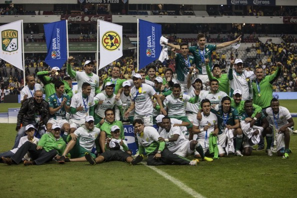 4. León Wins First Liga MX Title In 21 Seasons
