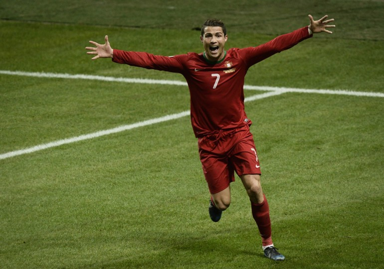 1. Ronaldo Carries Portugal To 2014 World Cup