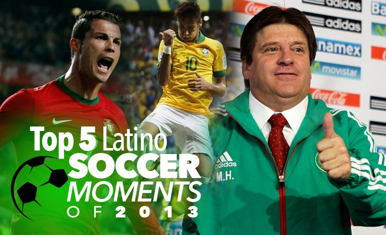 Top 5 Latino Soccer Moments of 2013
