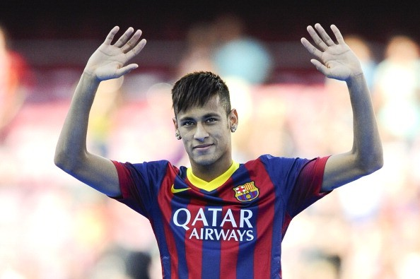 3. Neymar Transfers From Santos To Camp Nou