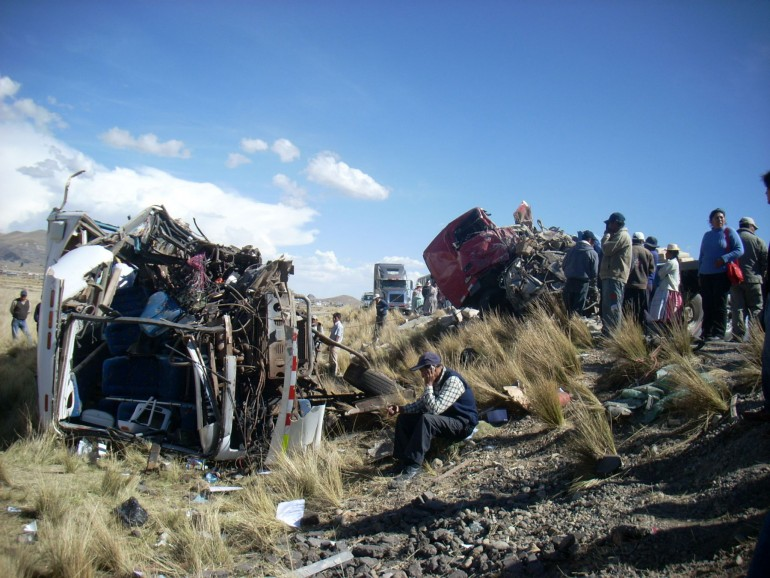 Peru Bus Crash