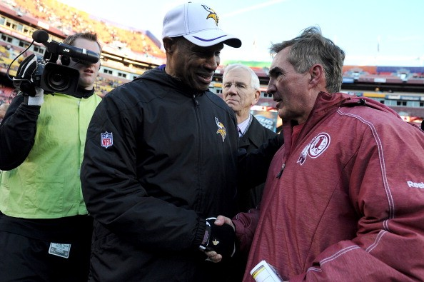 Is mike shanahan gay