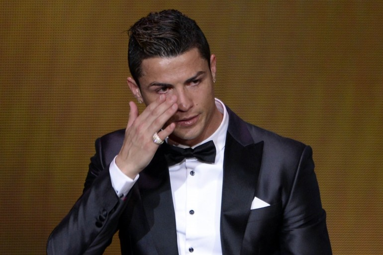 Lucero Says Cristiano Ronaldo Doesnt Look Manly With Thin Eyebrows