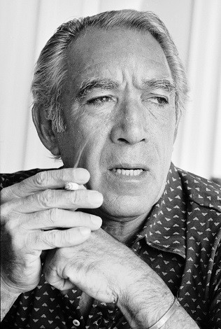 Best Actor Nominee And Two-Time Best Actor In Supporting Role Winner: Anthony Quinn