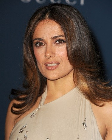 Best Actress In A Leading Role Nominee: Salma Hayek