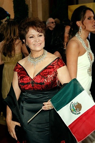 Best Supporting Actress Nominee: Adriana Barraza