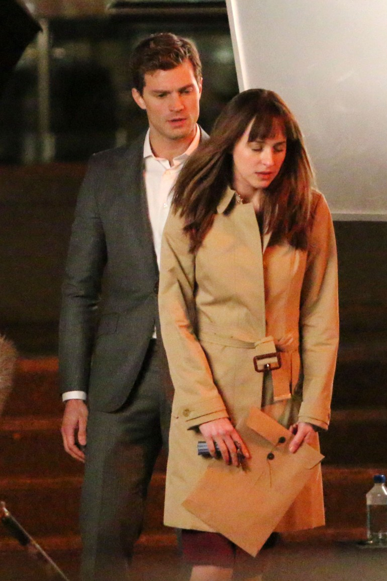 Fifty Shades Of Grey Movie See Christian Grey