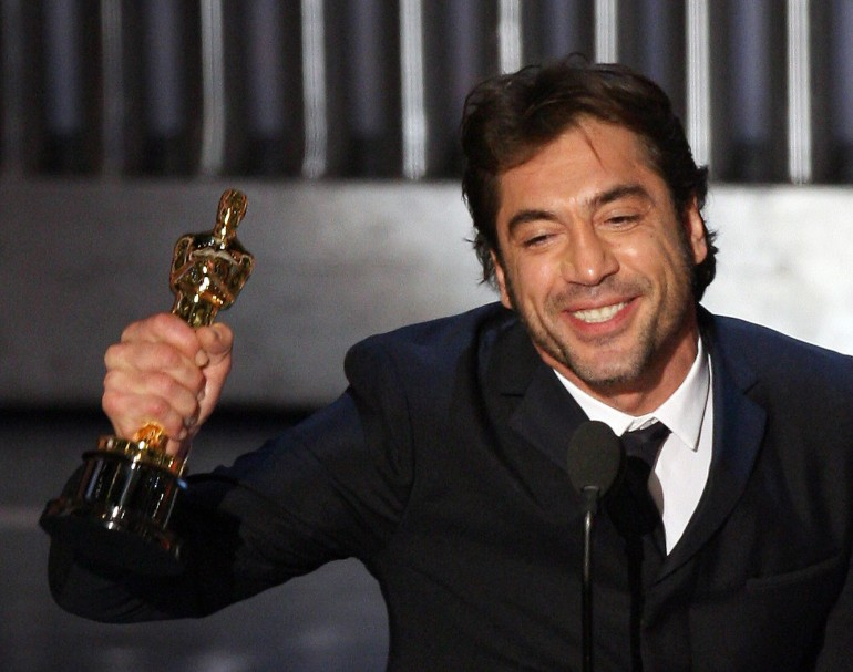 Best Supporting Actor Winner: Javier Bardem