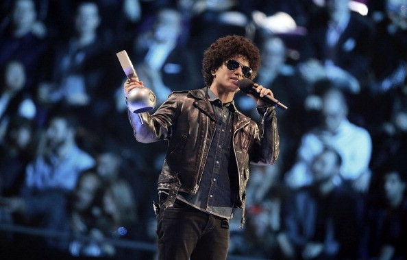 Bruno Mars Getty Images