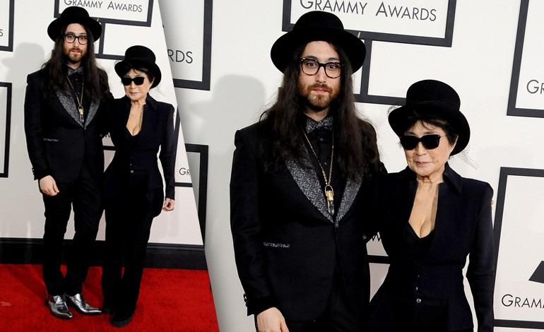 Grammys 2014 Red Carpe...