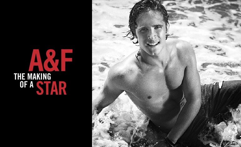 Diego Boneta Shirtless For Abercrombie Fitch Making Of A Star Campaign Photos And Video