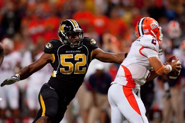 Michael Sam Getty Images